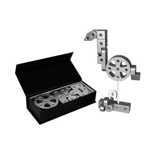 Playable Metal 'Zodiac' Model J Iron Grey Figure