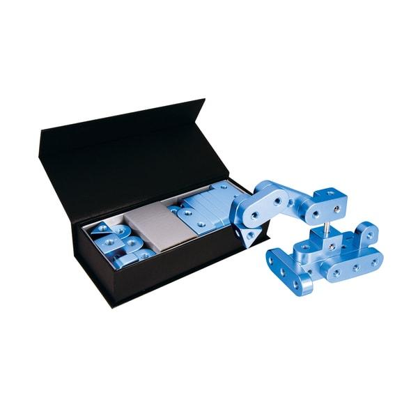 Playable Metal 'Force' Model A Blue Figure