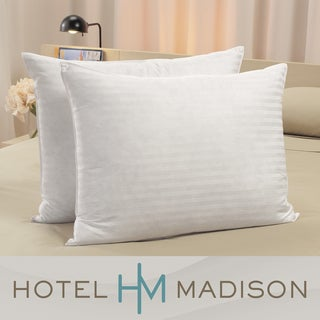 Hotel Madison Down Alternative Pillows (Set of 2)