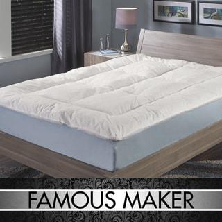 Famous Maker Home Style Down Alternative Fiberbed