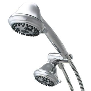 Waterpik Elite 2-in-1 System Handheld and Shower Head
