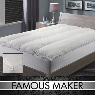 Famous Maker Down-like Secure Fit Fiberbed