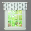 Isabella Ribbon Embroidered White Valance