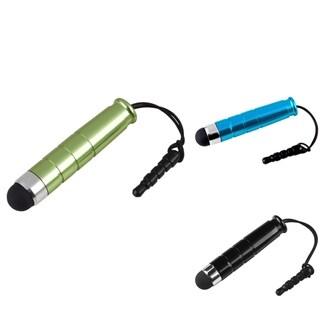 BasAcc Black/ Blue/ Green Mini Stylus for Apple� iPhone/ iPod/ iPad