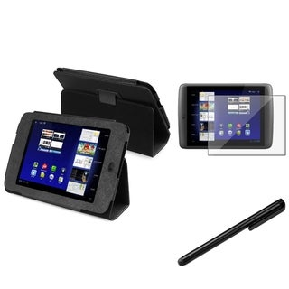 BasAcc Black Case/ Screen Protector/ Black Stylus for Archos 80 G9