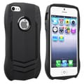 BasAcc Black Sports Car TPU Rubber Case for Apple iPhone 5
