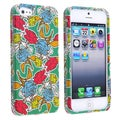 BasAcc Rose Garden Snap-on Case for Apple iPhone 5