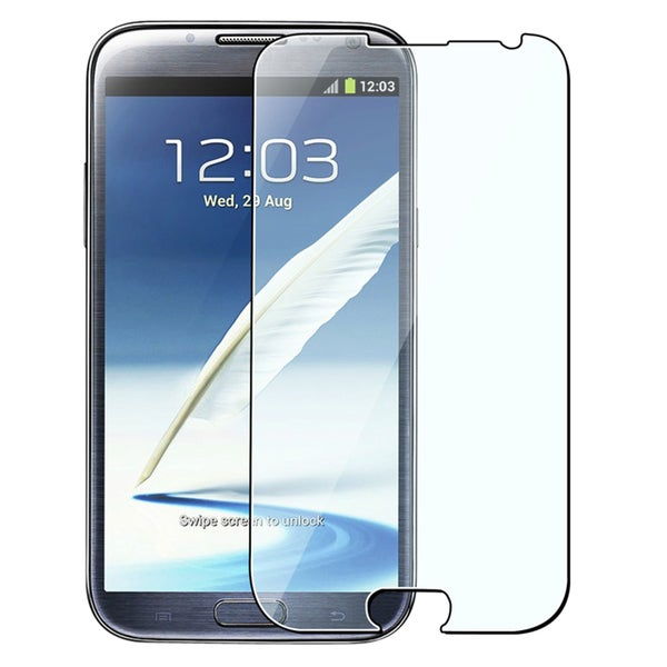 INSTEN Clear Screen Protector for Samsung Galaxy Note II N7100