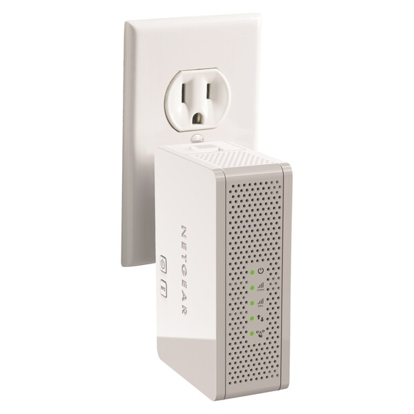 Netgear WN3500RP IEEE 802.11n 300 Mbit/s Wireless Range Extender - IS