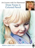 Draw Faces in Colored Pencil (DVD video)