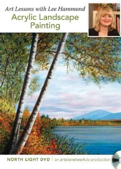 Acrylic Landscape Painting (DVD video)