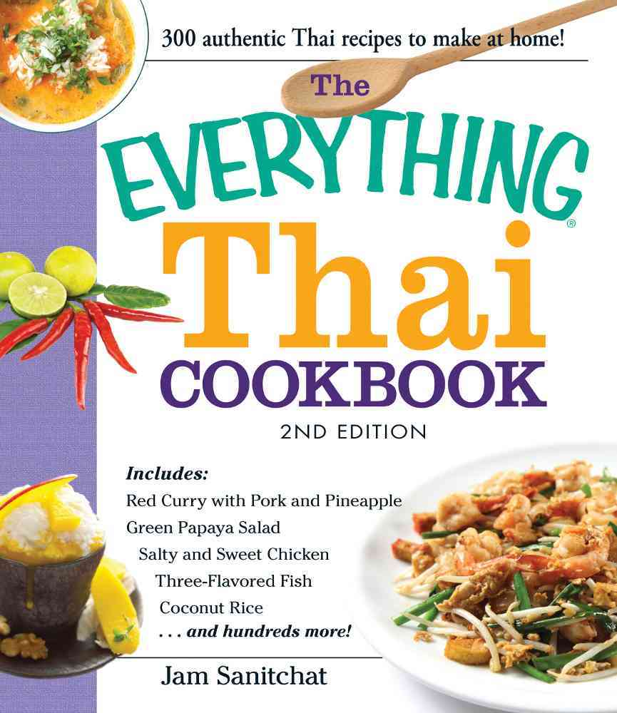 The Everything Thai Cookbook (Paperback)