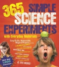 365 Simple Science Experiments With Everyday Materials (Paperback)