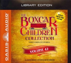 The Boxcar Children Collection: Library Edition (CD-Audio)