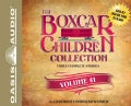 The Boxcar Children Collection: Three Complete Stories (CD-Audio)