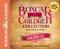 The Boxcar Children Collection (CD-Audio)