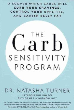 The Carb Sensitivity Program: Discover Which Carbs Will Curb Your Cravings, Control Your Appetite, and Banish Bel... (Paperback)
