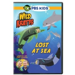 Wild Kratts: Lost at Sea (DVD)