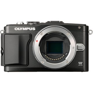 Olympus PEN E-PL5 16.1 Megapixel Mirrorless Camera (Body Only) - Blac