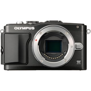 Olympus PEN E-PL5 16.1 Megapixel Mirrorless Camera (Body Only) - Blac