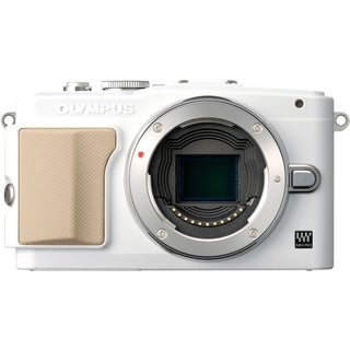 Olympus PEN E-PL5 16.1 Megapixel Mirrorless Camera (Body Only) - Whit