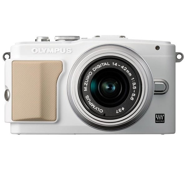 Olympus PEN E-PM2 16.1MP Mirrorless Digital Camera with 14-42mm f/3.5 II Lens