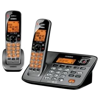 Uniden DECT 6.0 1.90 GHz Cordless Phone - Titanium