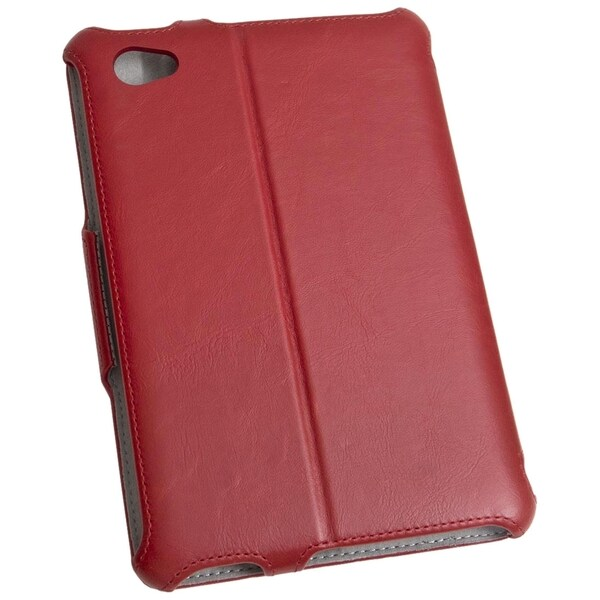 "SYBA Multimedia KAZEE Carrying Case (Folio) for 7.7"" Tablet PC - Red"