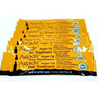 Agadir Argan Oil 0.25-ounce Treatment (Pack of 10)