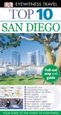 DK Eyewitness Travel Top 10 San Diego