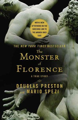 The Monster of Florence (Paperback)