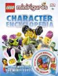 LEGO Minifigures Character Encyclopedia: Featuring More Than 160 Minifigures (Hardcover)