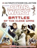 Star Wars: Battles of the Clone Wars (Paperback)