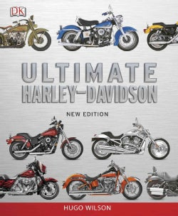Ultimate Harley-Davidson (Hardcover)