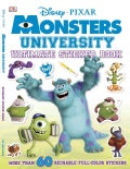 Monsters University Ultimate Sticker Book (Paperback)