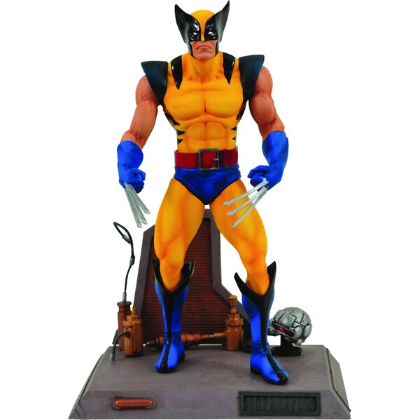 Marvel Select Wolverine Action Figure 9986544