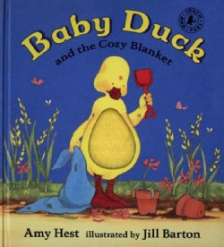 Baby Duck and the Cozy Blanket (Hardcover)