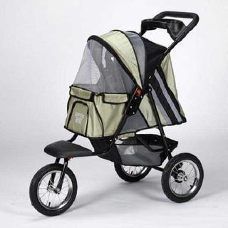 Guardian Gear Sage Green Sprinter EXT II Pet Stroller