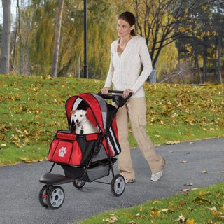 Guardian Gear Red Roadster II Stroller