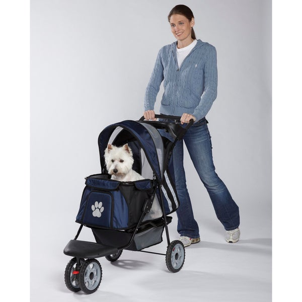 Guardian Gear Navy Roadster II Stroller