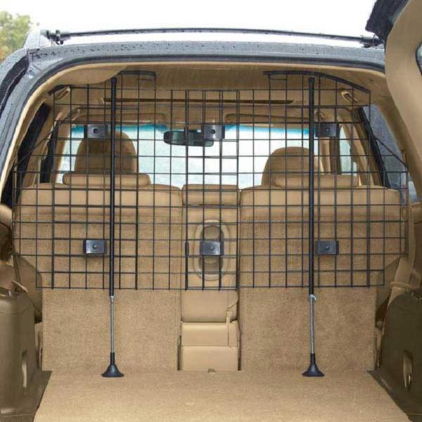 Guardian Gear Heavy Duty Vehicle Barrier 14818770