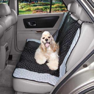 Guardian Gear Black Fairfield Car Back Seat Cover