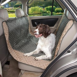 Guardian Gear Moss Green Fairfield Hammock Car Seat Cover