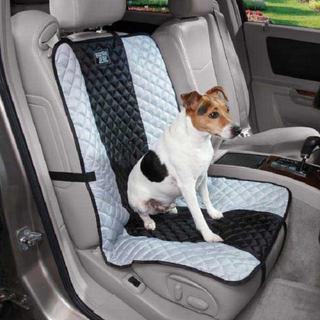 Guardian Gear Black Fairfield Single Car Seat Cover