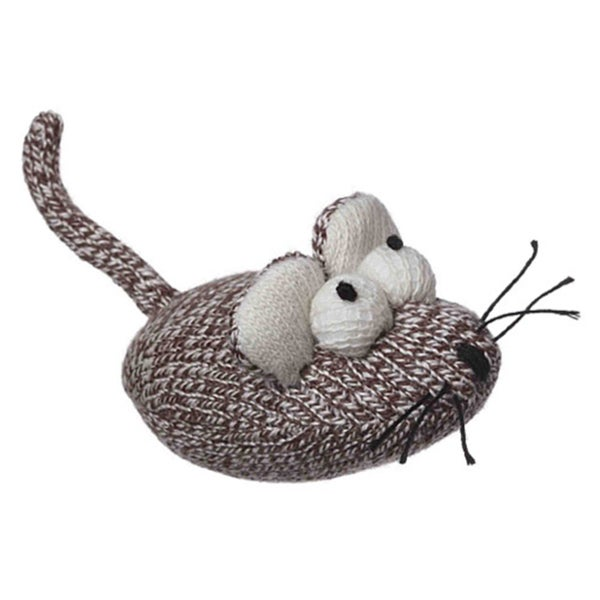 Sock Pals Mouse Cat Toy Filled with Catnip