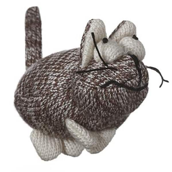 Sock Pals for Cats! Cat Toy Filled with Catnip