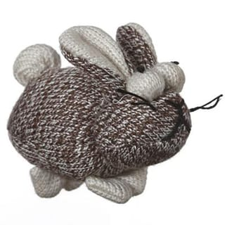 Sock Pals for Cats! Rabbit Toy Filled with Catnip