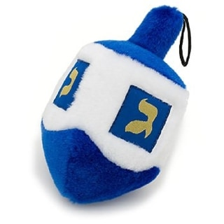 Dreidel Hanukkah Toy with VoiceBox sings Dreidel Song