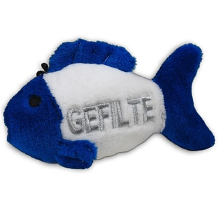 Gefilte Fish Hanukkah Toy with VoiceBox says 'Oye Vey'