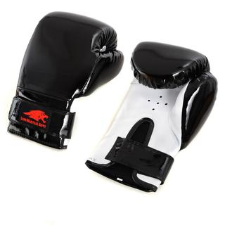 Lion Martial Arts Boxing Glove Pair (14 ounces)